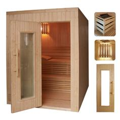 Luxury Sauna KS series